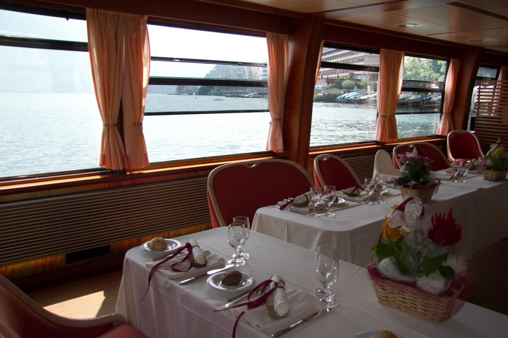 Italy lake wedding