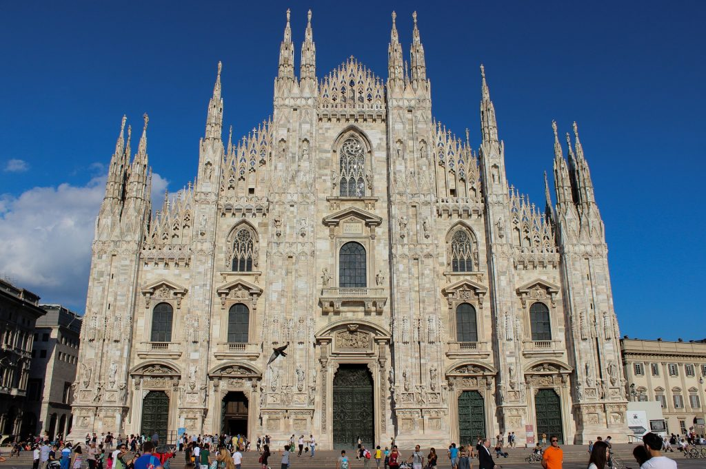 Italy wedding packages Milano